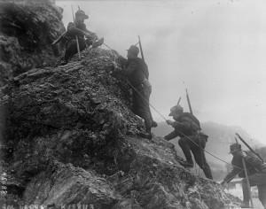 alpini grande guerra