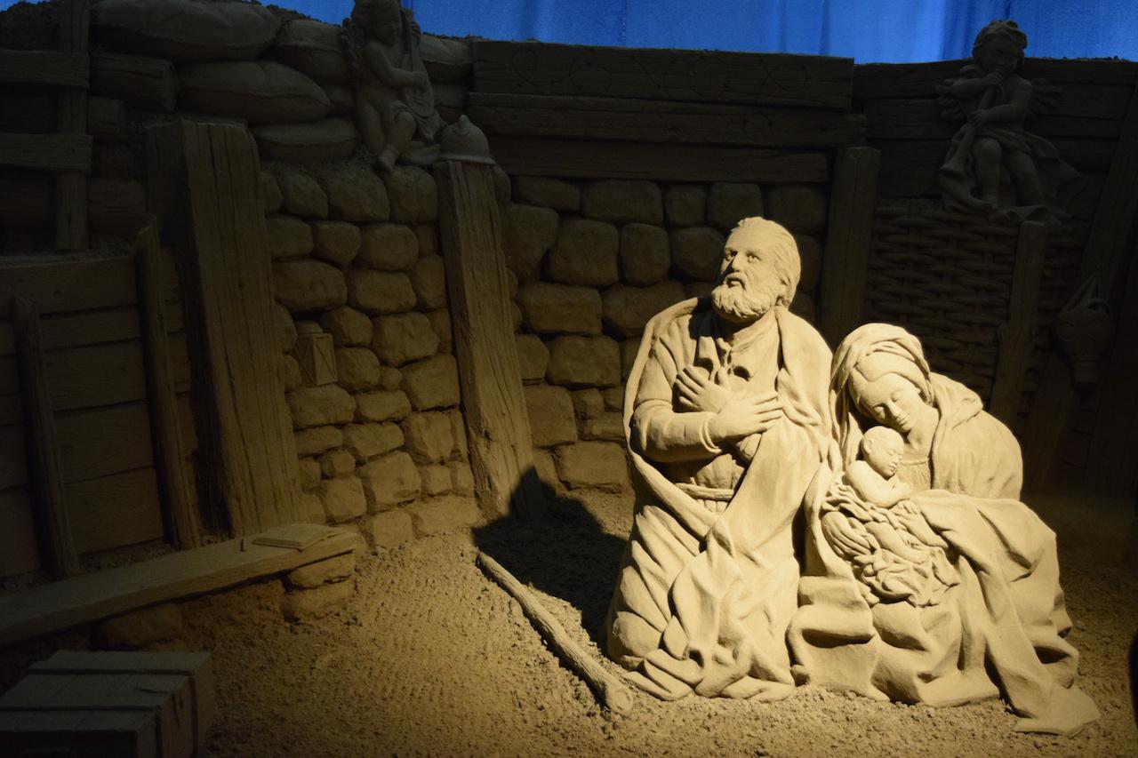 Salzillo Natività_nella_sabbia