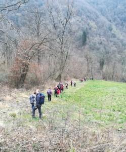 castagni valli natisone escursione