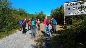 Escursione Roberto Todero Monte Hermada