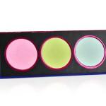 La palette di illuminanti di Cimatti nella variante 2