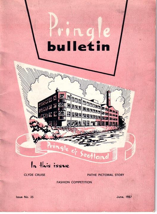 Pringle Bulletin June 1957