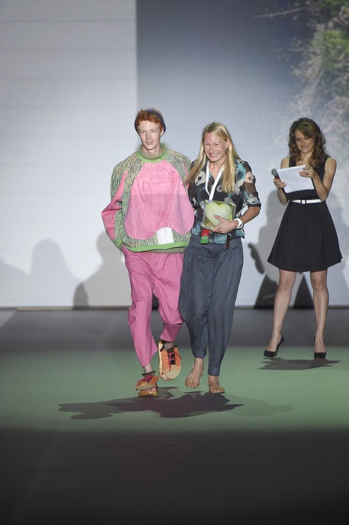 Anna Bornhold ITS2014 Modateca Award