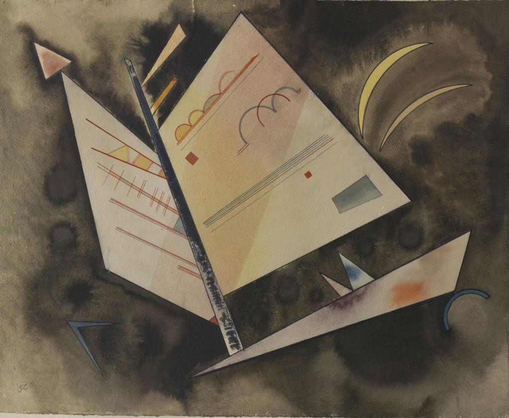 07. Kandinsky_Quer, 1931