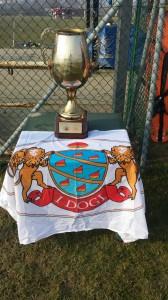 La coppa del primo Trofeo dei Dogi