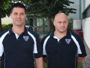 Rocco Salvan e Andrea Moretti