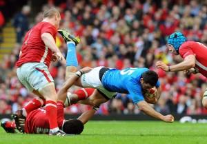 Wales vs Italy