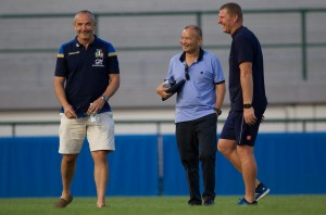 O'Shea, Eddie Jones e Goosen