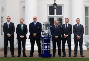 Londra, RBS 6 Nations Media Launch all'Hurlingham Club