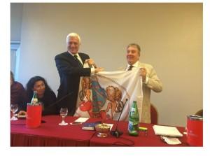 Marzio Innocenti e Alfredo Gavazzi, sfidanti nel 2016