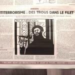L'articolo di Léger sul nuovo Charlie Hebdo