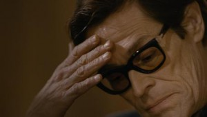 Willem Dafoe in Pasolini