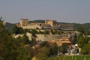 Paesaggio del Comune di  Montesegale (PV).