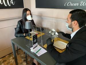 Pareti in plexiglas in ristoranti e locali, si parte
