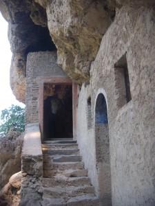 9) Vicovaro-Grotte benedettine
