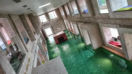 le piscine delle Rimske Terme
