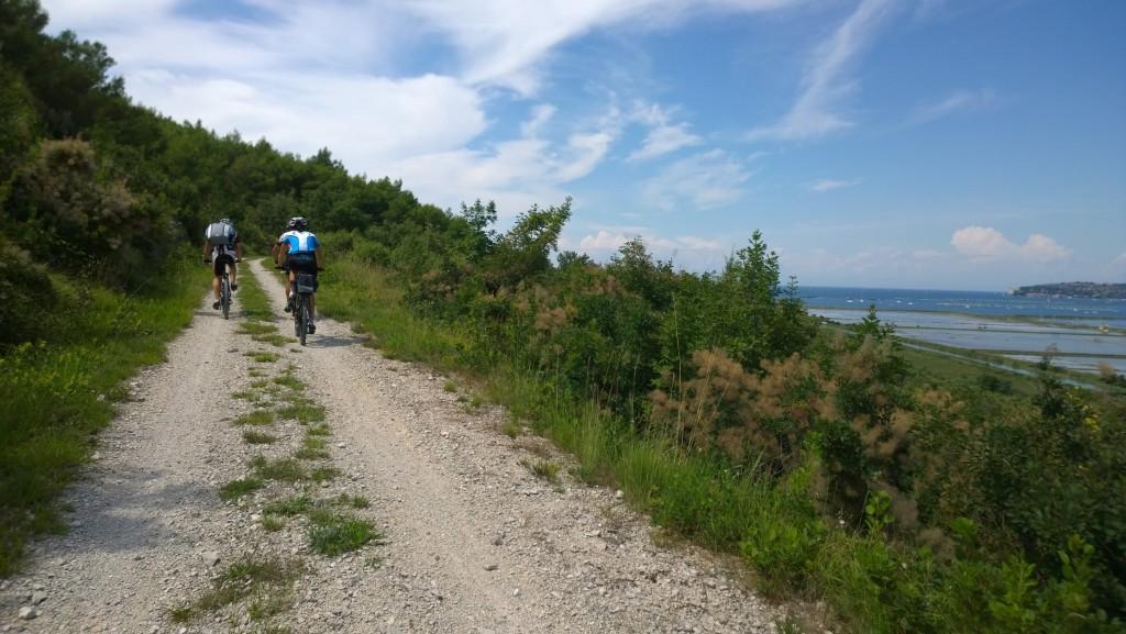 La Parenzana pedalata con Mathitech