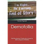 Demofollia, su Amazon.it in copia cartacea oppure ebook