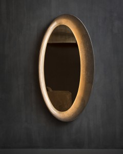 Lo specchio Saturno di Natevo