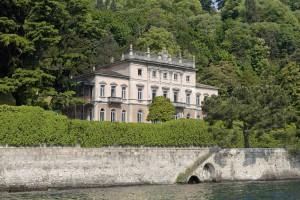 Villa del Grumello, sul lago di Como