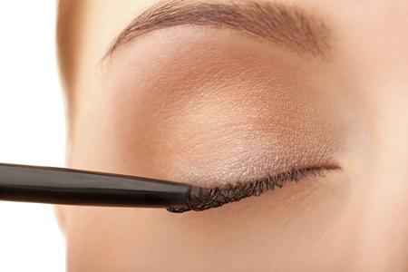 Eyeliner tratteggio