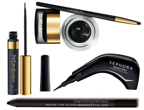 Tipi di eyeliner