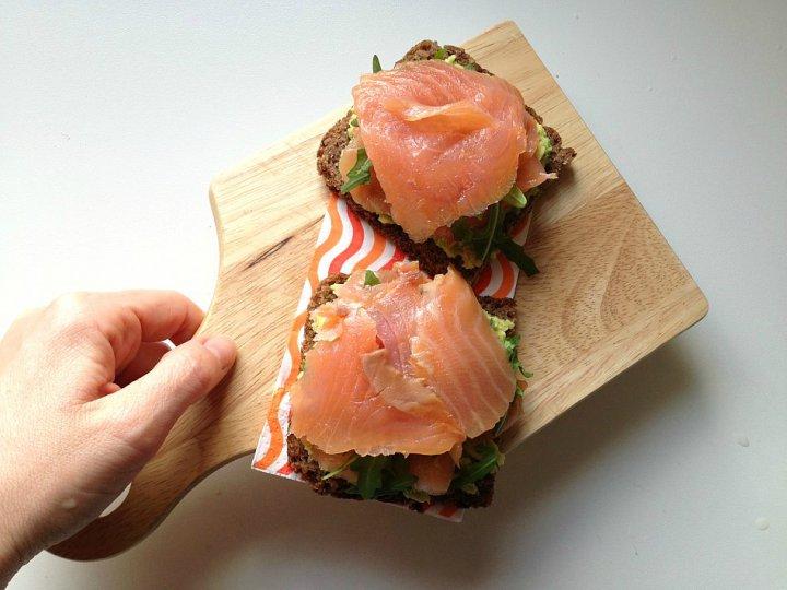 panino salmone avocado 2