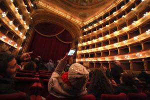 Teatro Massimo, visite a 1 euro.