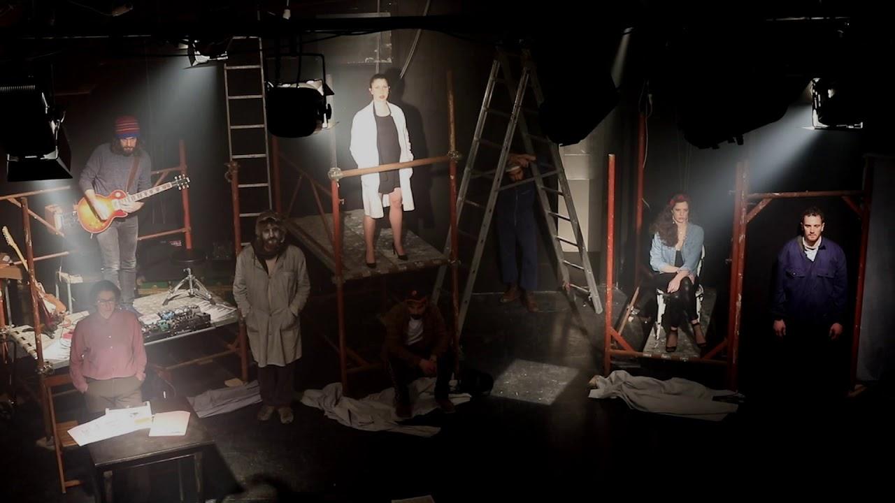 fantasma ferriera hangar teatri