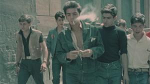Un'immagine dal documentario