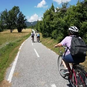 Tarvisio ciclovia Alpe Adria e Calicanto