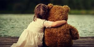 abbraccio orso