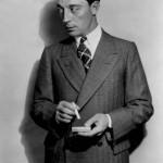 Buster Keaton - October 4, 1895 – February 1, 1966