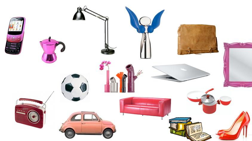 oggetti casa design