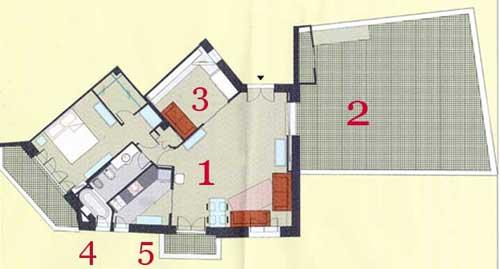 Prima e dopo esempi di ristrutturazione casa design Esempi di ristrutturazione appartamento
