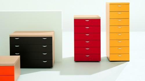 Cassettiera Ikea Hemnes 6 Cassetti.Cassettiere Sotto I 500 Euro Casa Design