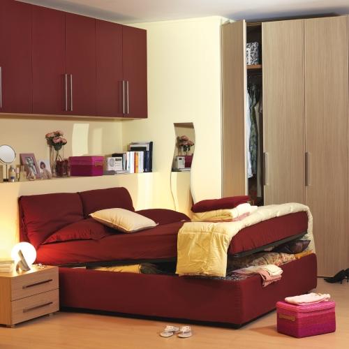 Interior design camera da letto 2009 casa design for Emmelunga catalogo