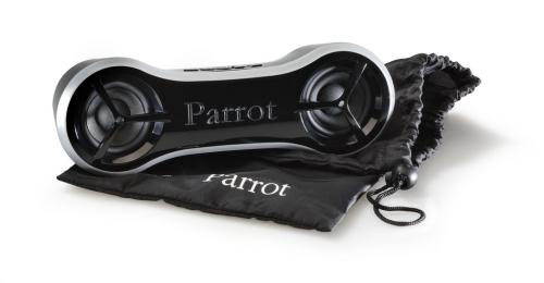 """Party di Parrot, diffusore audio """"tascabile"""""""