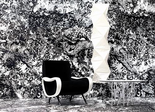 Poltrona Lady di Marco Zanuso per Arflex, 1951