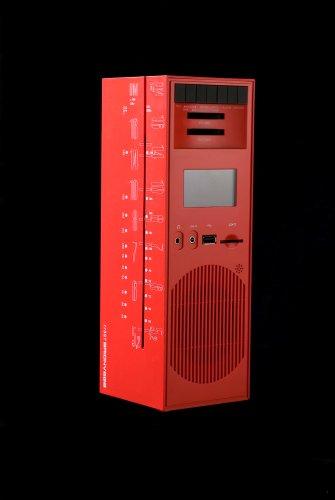 """""""Radio grattacielo"""" rr327 di Brionvega, ispirata al ?grattacielo? di Marco Zanuso, nuova versione, 179 euro"""