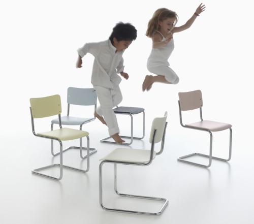 Le sedie Thonet pensate per i più piccoli