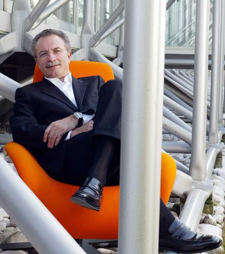 Giorgio Busnelli, attuale presidente di B&B Italia