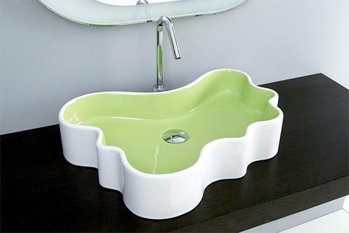 In bagno a noi piace strano casa & design