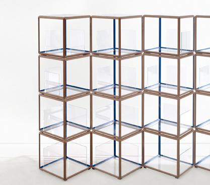 Tavolini della collezione Grado per Molteni&C