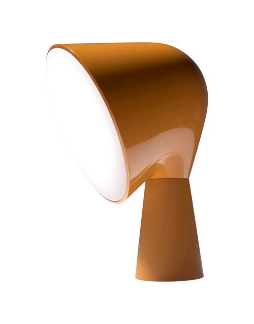 Sta bene nella camera dei ragazzi ma anche in soggiorno la lampada <br>disegnata da Ionna Vautrin per Foscarini. Si chiama Binic e cita le maniche a vento utilizzate dalle navi. 137 euro, sezione design di Yoox