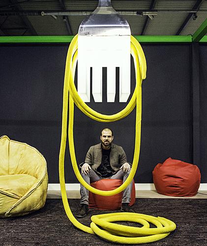 Guido Bottazzo, Bicubedesign, Italia
