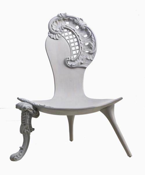 Rivisita il Rococò, la sedia Trono di Fratelli Boffi