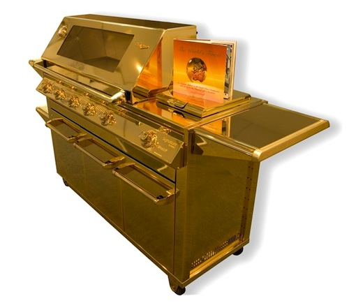 Beefeater Barbecue (in oro)