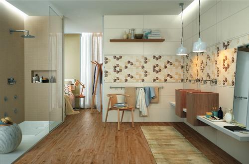 A bologna la piastrella è su misura casa design