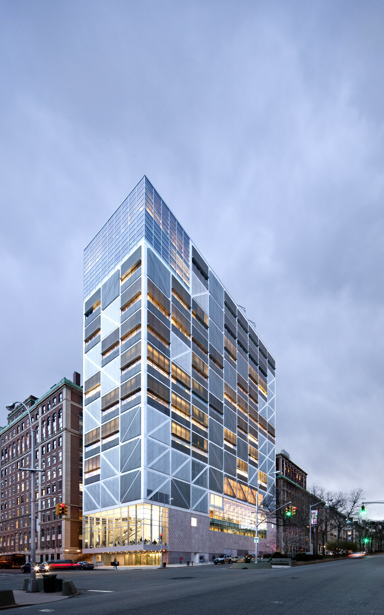 Northwest Corner Building della Columbia University di New York